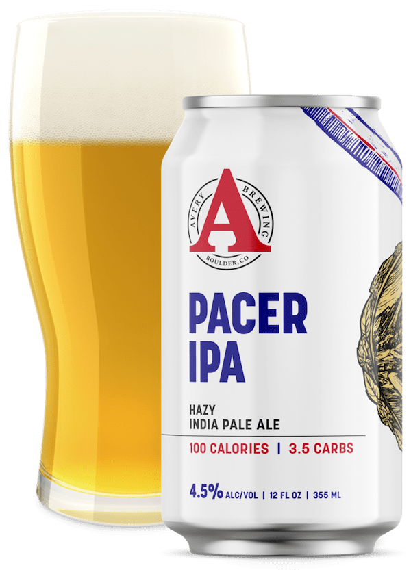 light craft beers - pacer ipa