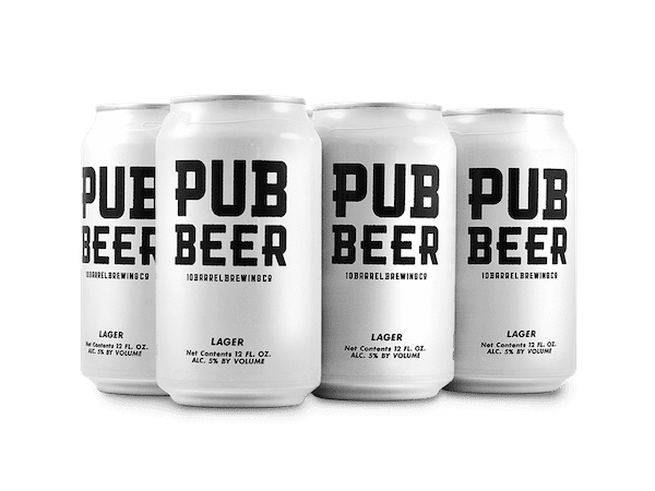 craft light beer - pub beer