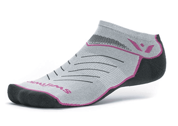 eco friendly fitness gear - swiftwick sock
