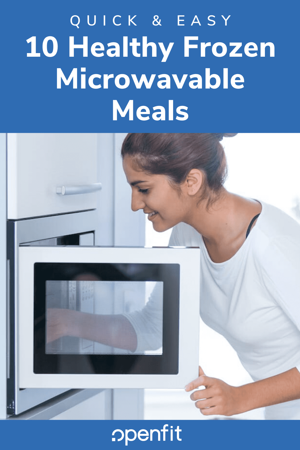 microwave meals - pin image