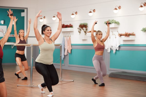 is barre hard - xtend barre class