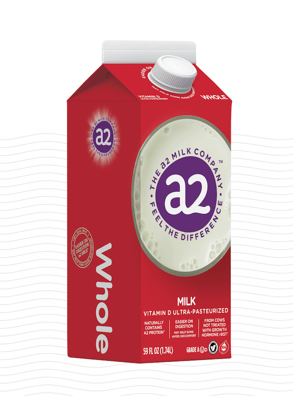what is a2 milk - a2 whole milk