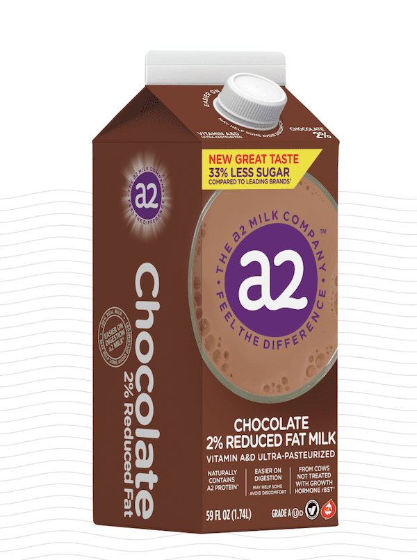 what is a2 milk - chocolate a2 milk