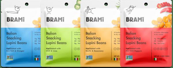 lupini beans - brami beans