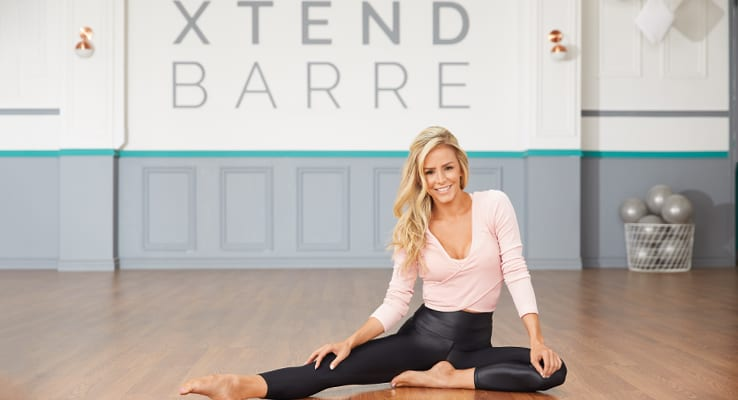 social distance workout - Xtend Barre
