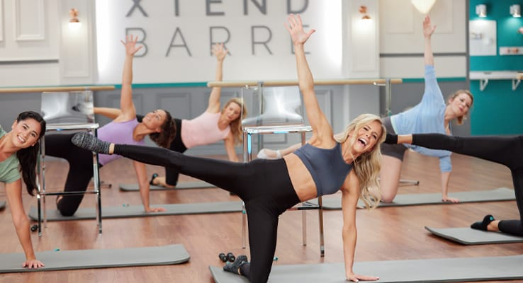 Xtend Barre Video