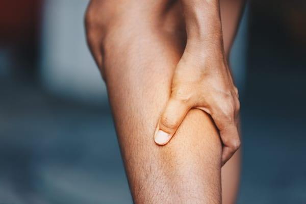leg cramp - pain in calf
