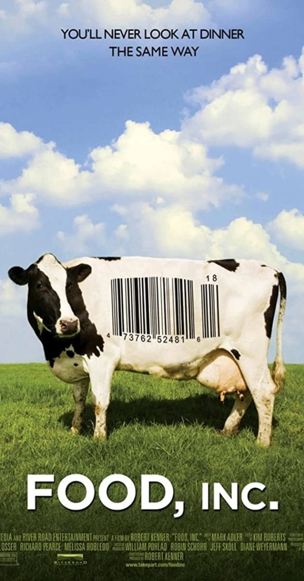 quarantine documentaries - food inc