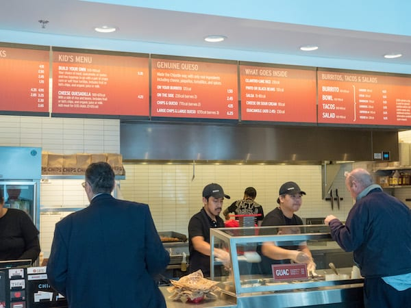 what to order at chipotle - inside chipotle