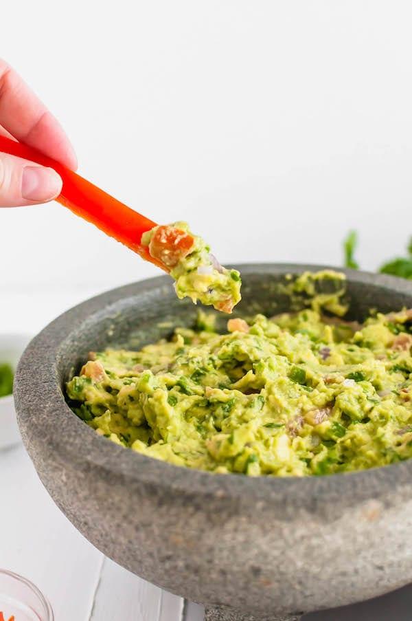 guacamole - finished guacamole