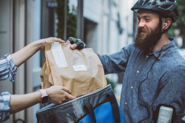 where to get groceries - food delivery service