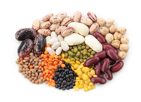 How To Eat More Protein - dried beans