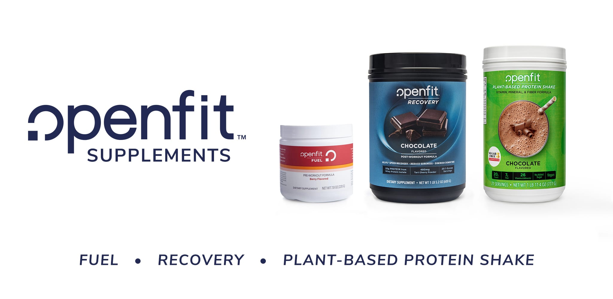 Openfit Supplements