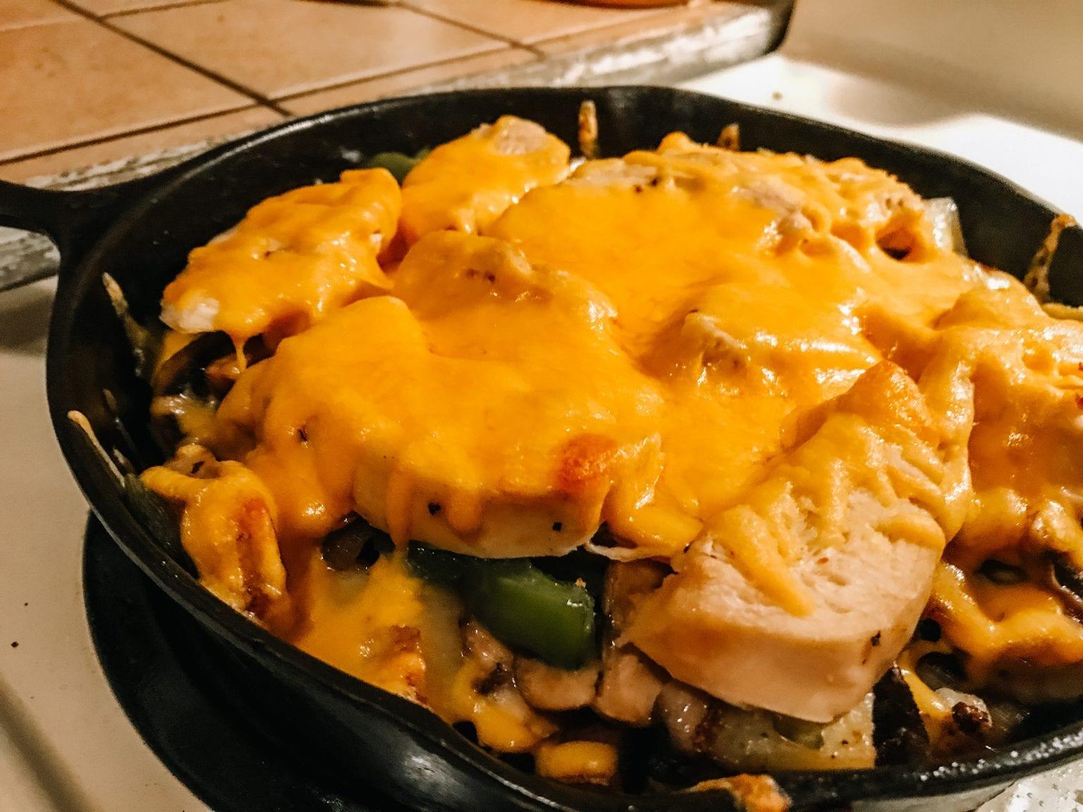 pantry dinner recipes - dinner hash
