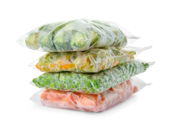 can frozen food go bad - frozen vegetables