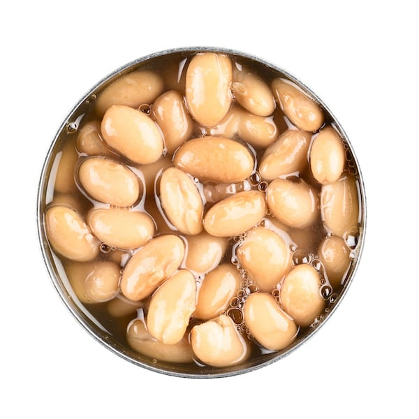 types of beans - canned beans