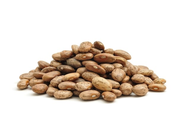 types of beans - pinto beans