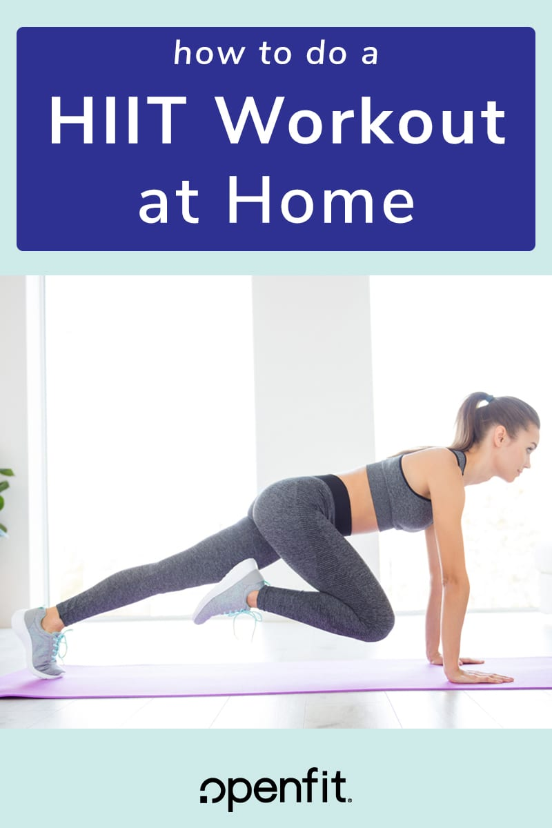HIIT Workout at Home