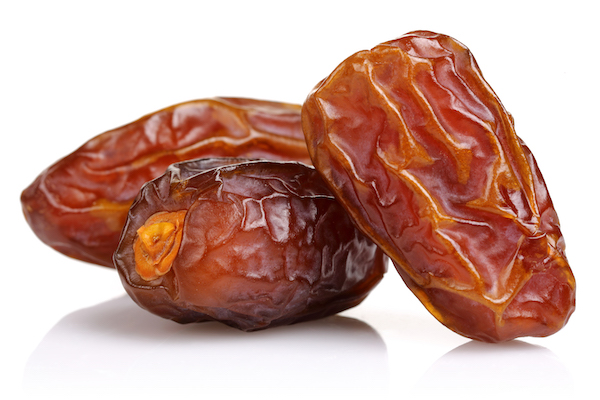 benefits of dates - whole dates on white