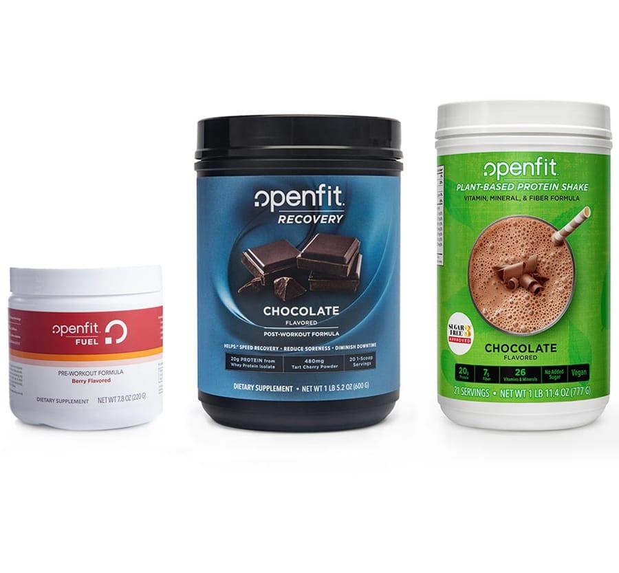 Openfit Supplements - Xtend Barre