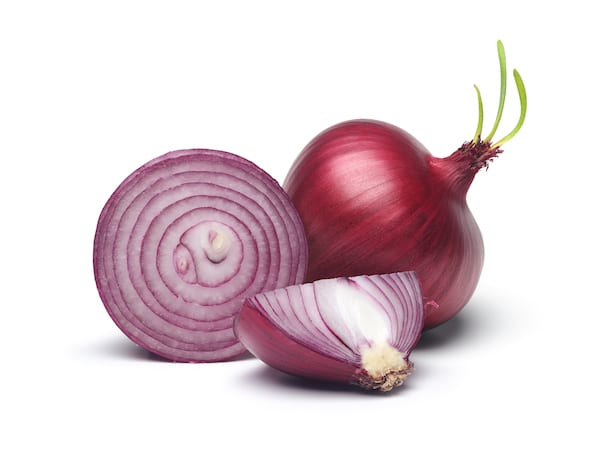 how long does produce last - red onion
