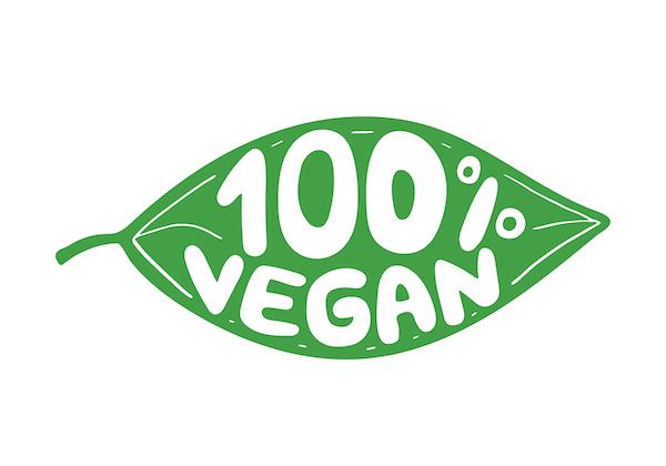 types of vegetarians - vegan logo