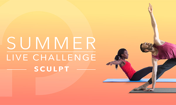 Openfit Live Challenge - Summer Live Challenge: Sculpt