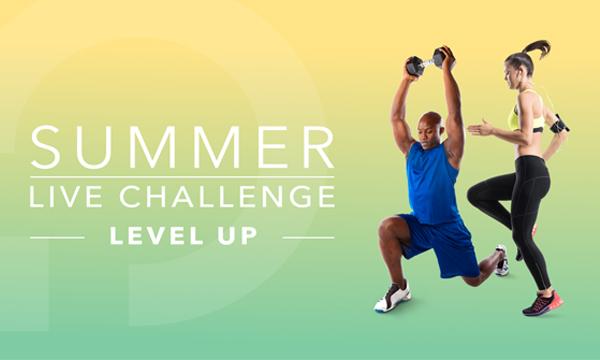 Openfit Live Challenge - Summer Live Challenge: Level Up