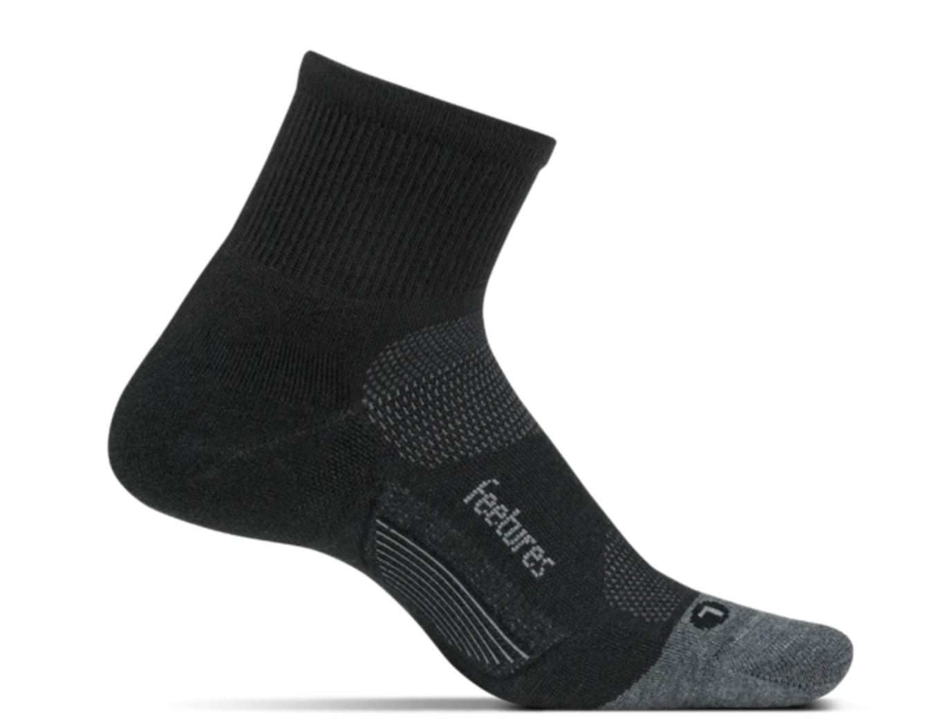 best running socks - black ankle