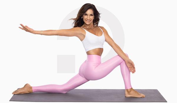 lisa hubbard beginner pilates