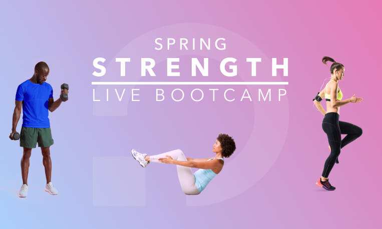 Openfit Live Challenges - what to do after 4 Weeks of Focus