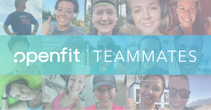 Openfit Teammates Facebook Group