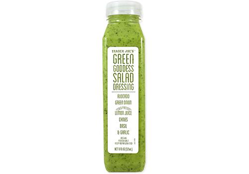 sugar free 3 trader joes - green goddess