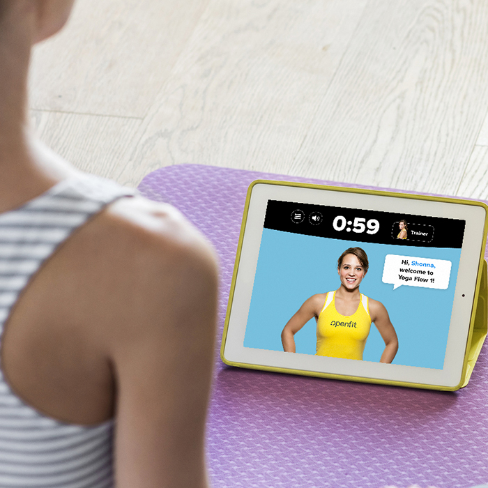 Openfit Live Yoga Class