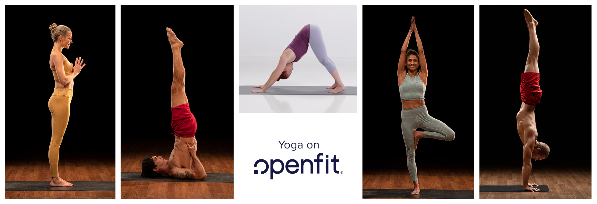 Openfit Yoga Guide