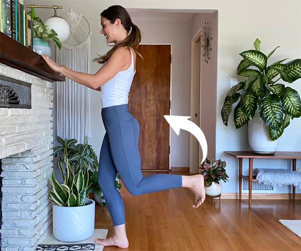 sarah soares hamstring series | openfit trainer sarah soares leg exercise