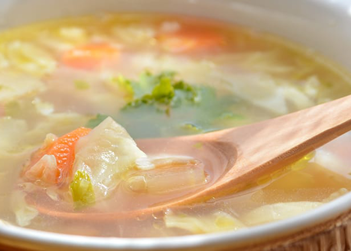 cabbage soup | healthy soup recipes