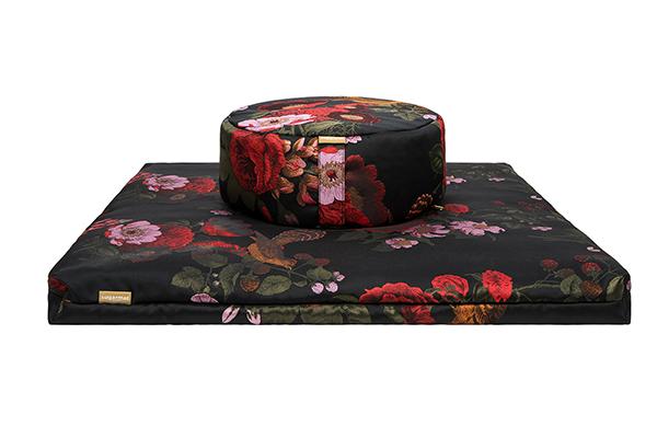 Sugarmat Secret Garden Meditation Cushion | meditation pillow