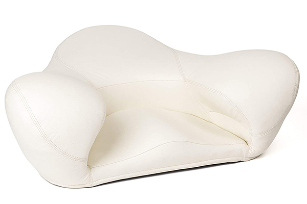Alexia Meditation Seat Vegan Leather | meditation pillow