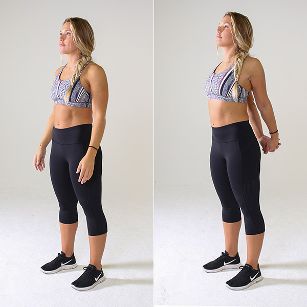 behind the back stretch | yoga shoulder stretches
