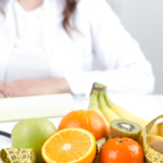 fruit in front of dietician | nutrition questions answered