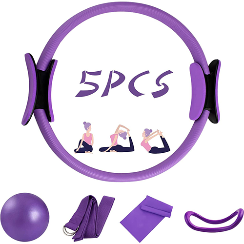 5 pcs pilates ring | pilates ring