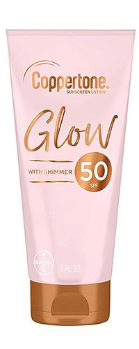 coppertone sunscreen lotion | andrea rogers skin care routine