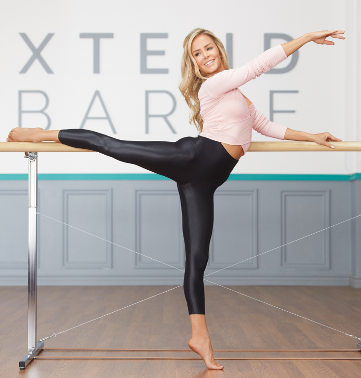 Xtend Barre on Openfit