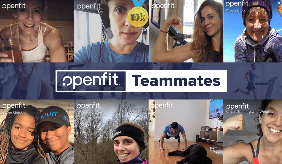 Openfit Teammates Group