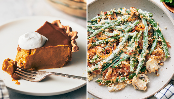 healthy openfit thanksgiving recipes | thanksgiving buffet