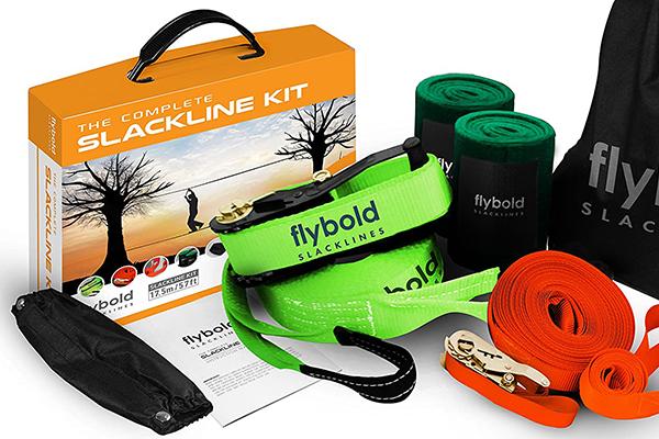 flybold slackline | amazon gifts