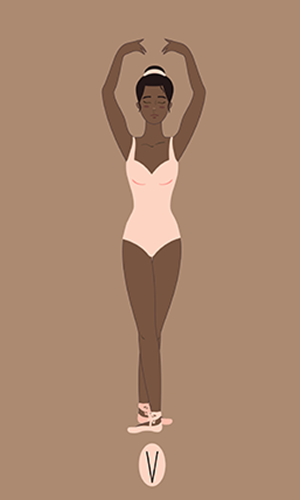 fifth position ballet | ballet positions