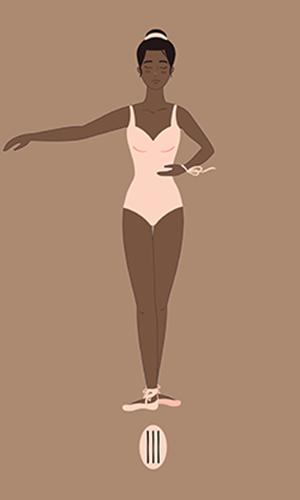 third position ballet | ballet positions