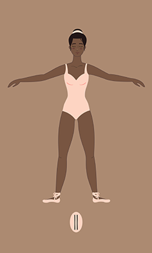 second position ballet | ballet positions
